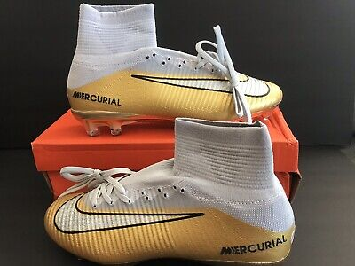 05d7646f6124 Nike Mercurial Superfly V CR7 FG Quinto Triunfo #0804 Size US 8 AR0998-009
