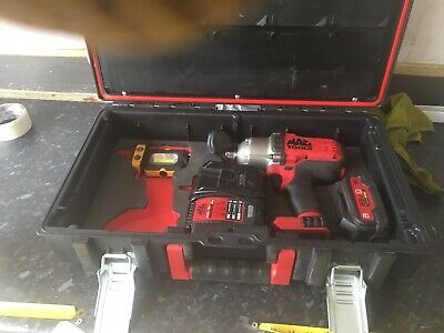 MAC TOOLS IMPACT Wrench Gun AW4300 Red Protective Boot