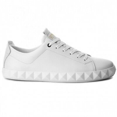 new specials authentic official images EMPORIO ARMANI SNEAKER Herren Eur43 Uk9 Mens Schuhe Weiss ...
