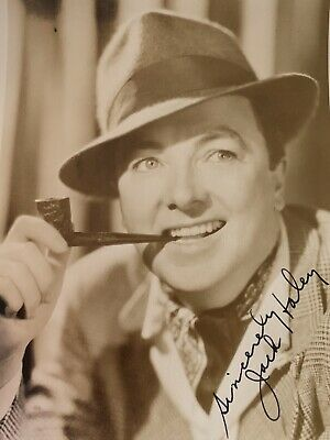 Jack Haley was The Tin Man in the Wizard of Oz! He was also a vaudeville actor.