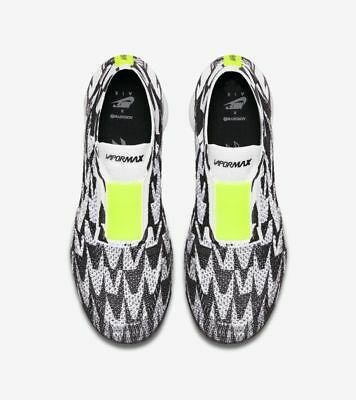 buy popular b6007 22a58 LACESLESS Nike Air VAPORMAX 2018 ACRONYM flyknit - 43EUR/8.5UK/9.5US NEW