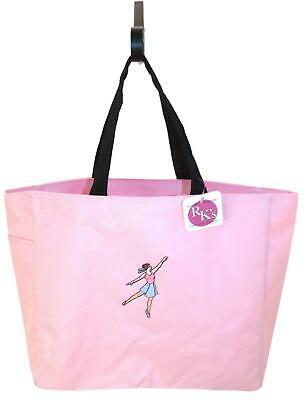 Out of my way i/'m going to dance class tote bag dancer music ballet tap 3237