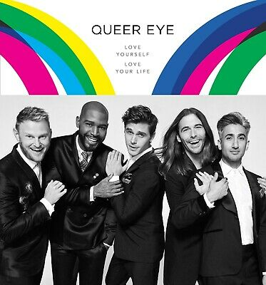 Queer Eye: Love Yourself. Love Your Life by Antoni Porowski (eBooks, 2018)