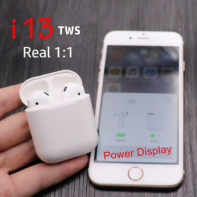 i13-TWS Mini Air Wireless Bluetooth 5.0 Headphones Stereo Twin Earbuds