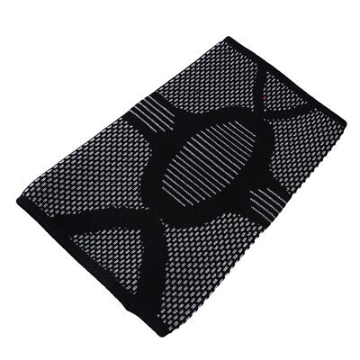 Elastic Compression Sleeve Knee Support Brace Pad For Basketball Volleyball T