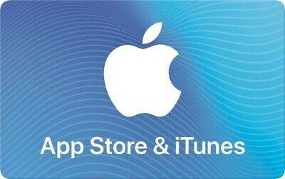 Appstore & Itunes Gift Card $250