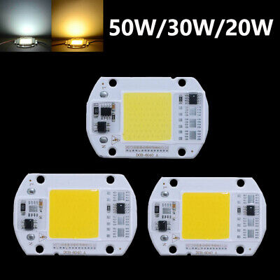 Smart Cob Ip65 100w Led Ic 70w Lampe 220v Chip Passt 50w 150w 30w IDWEeY29H