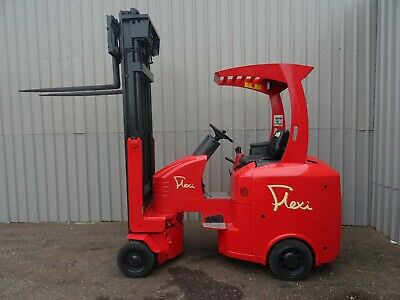 FLEXI G3 2000Kg.  USED ARTICULATED ELECTRIC FORKLIFT TRUCK. (#2424)