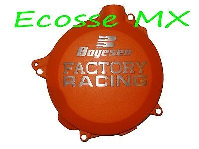 KTM SX125 SX144 SX150 2001-2015 Boyesen Clutch Cover Orange CC-41O
