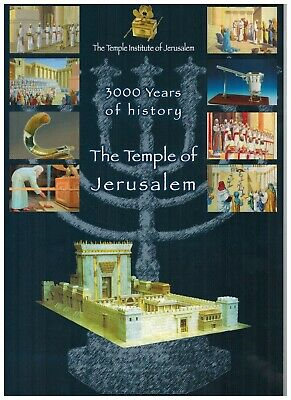 The Temple of Jerusalem - 3000 Years of History
