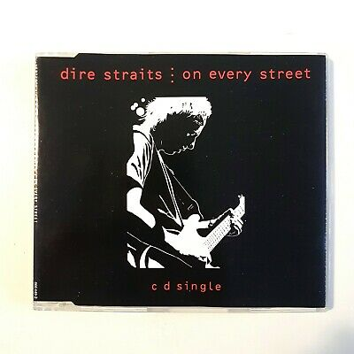 Dire Straits : On Every Street / Sultans Of Swing / Romeo / Private ♦ Maxi-Cd ♦