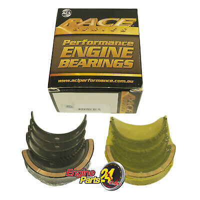 ACL RACE MAIN BEARING SET STD for HOLDEN CHEVY LS1 LS2 LS3 V8 HSV COMMODORE SS