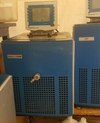 Thermo Haake C35P Phoenix Refrigerated Circulating Water Bath Chiller -35C 120V