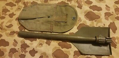 WWII M1924 First 1st Aid Puch Carlisle Bandage USMC USN Navy Corpsman Army Medic