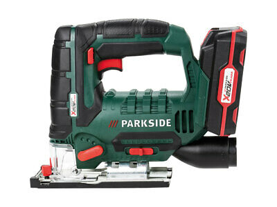 Parkside 20V Cordless Jigsaw Cutting Tool Blade Wood Joinery Carpentry Repairs