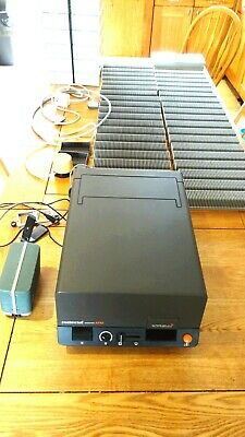 Reflecta Diamator AFM Automatic Slide Projector Viewer with lots of extras.