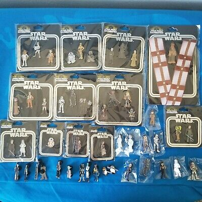 Road To Star Wars Celebration 2019 Chicago Complete Pin Set Of 47 Pins & Lanyard