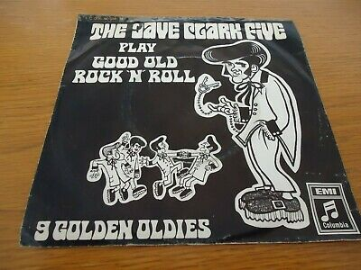 """Vinyl Single 7""""  The Dave Clark Five / Play Good Old Rock`N´Roll"""