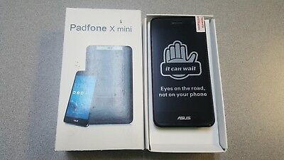 New OEM ASUS PadFone X Mini (AT&T) GSM Unlocked 4G LTE Android Smartphone.