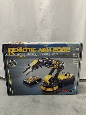 NIB OWI-535 Robotic Arm Edge New In Box Toy Kit Wired Control Dr. Toy Winner