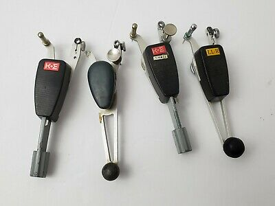 Lot of 4 VTG K&E Keuffel Esser Co LEROY Adjustable Scribers Drafting Plus Extras