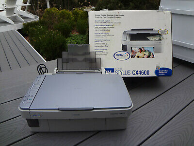 EPSON CX4600 SCANNER DRIVERS FOR WINDOWS 8