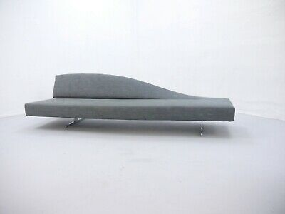 Aspen Sofa in Grey Fabric by Cassina, Italy, designed by Jean Marie Massaud