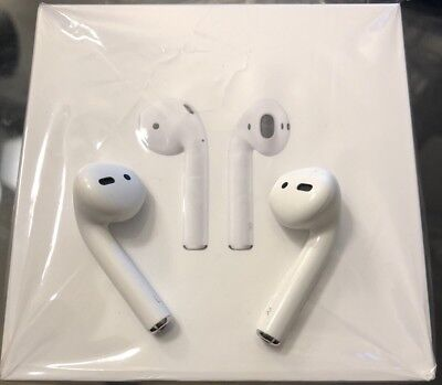 NEW 2nd Gen APPLE AirPods LEFT & RIGHT EAR BUDS ONLY from APPLE STORE AUTHENTIC