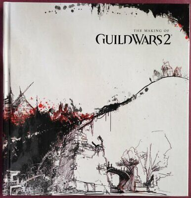 MAKING OF GUILD WARS 2 (BOOK ONLY) By Doug Walsh - Hardcover