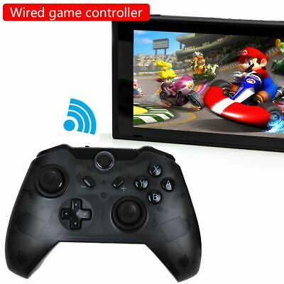 Remote Bluetooth Wire Pro Controller Gamepad Joypad For Nintendo Switch