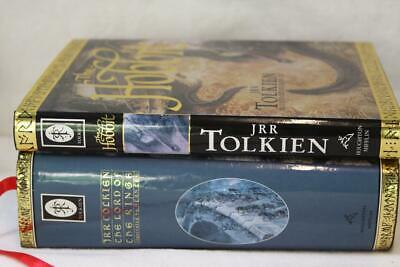 JRR Tolkien The Hobbit & The Lord of the Rings all in one illustrated Alan Lee