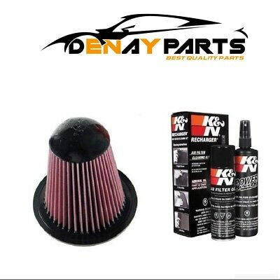 K/&N E-0945 Direct-Fit Replacement Air Filter 1995-2004 Ford Mustang GT SVT 4.6L