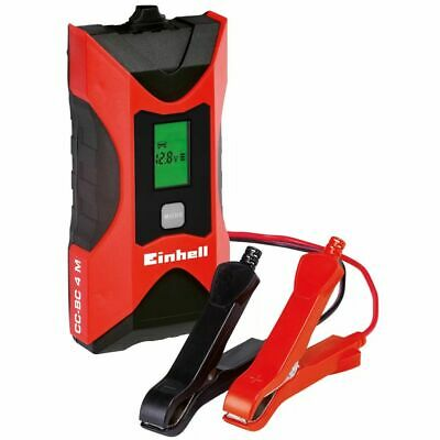 Einhell Acculader CC-BC 4 M Acculaders Oplader Opladers Laders Energiestation