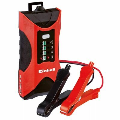 Einhell Acculader CC-BC 2 M Acculaders Oplader Opladers Laders Energiestation
