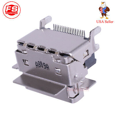 1PCS HDMI Port Connector Socket Replacement For Microsoft Xbox One S Slim