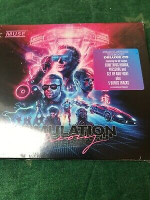 Muse - Simulation Theory - New Deluxe Edition Cd