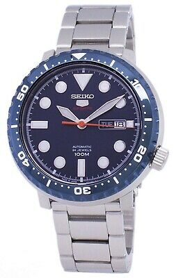Reloj de hombre Seiko 5 Sports Automatic Japan Made SRPC63 SRPC63J1 SRPC63J