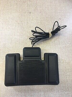 Philips Foot Pedal LFH 0210/90B LFH 6212/00  ( 3.5mm Jack Connector )
