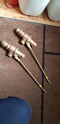 EBCO FLOAT VALVE SOLID COPPER AND BRASS