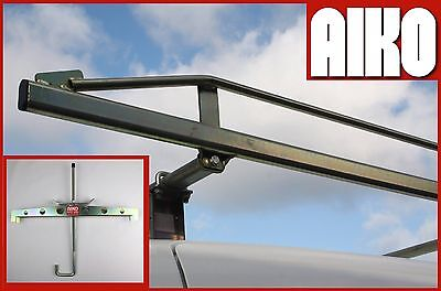 Citroen Berlingo roof rack 3 bar rack + 1 pair of ladder clamps 2008-2018 FC217