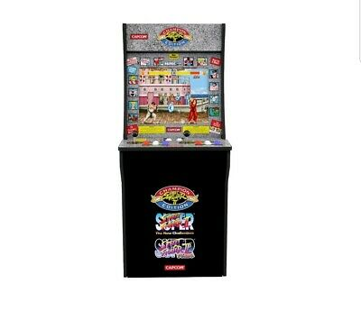 Street fighter 2 champion edition Arcade Machine Vintage