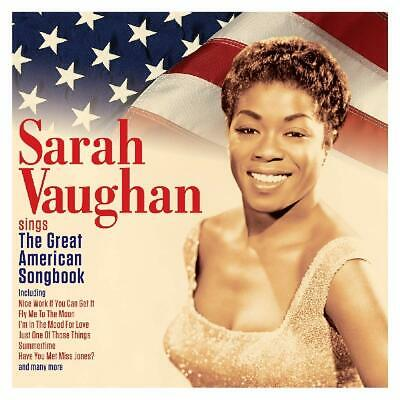 Sarah Vaughan Sings the Great American Songbook 3 CDs 60 Tracks Digipak