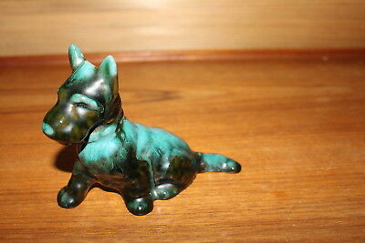 BMP Blue Mountain Pottery Scotty Dog Canadian Pottery