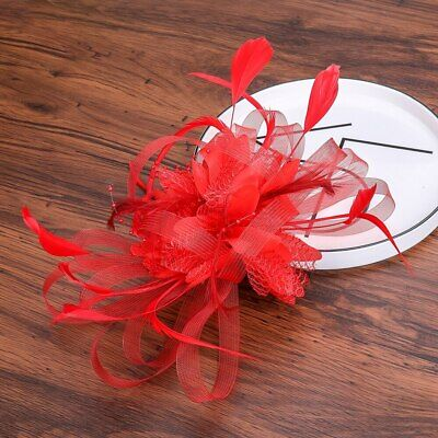 Large Headband and Clip Hat Fascinator Weddings Ladies Day Race Royal Ascot New