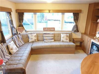 Pre Owned Static Caravan Sited On Sandy Bay For Sale At Sandy Bay Northumberland