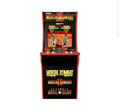 Mortal Kombat 1, 2, And Ultimate MK3 in 1 Vintage Arcade Machine