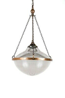 14″ Holophane Blondel Stiletto Bowl Pendant Ceiling Light