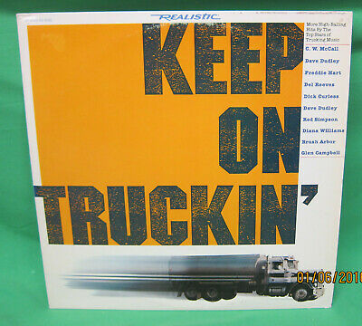 Keep On Truckin' - Various Artists - Made for Realistic by Capitol Records