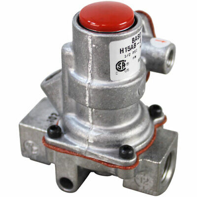 Vulcan Baso Safety Valve - Oem #498025 - H15Ab-6 - 3/8 Fpt Gas In/Out