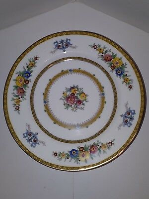 VINTAGE PARAGON BONE CHINA DOUBLE WARRANT SIDE/BREAD & BUTTER PLATE 1940's